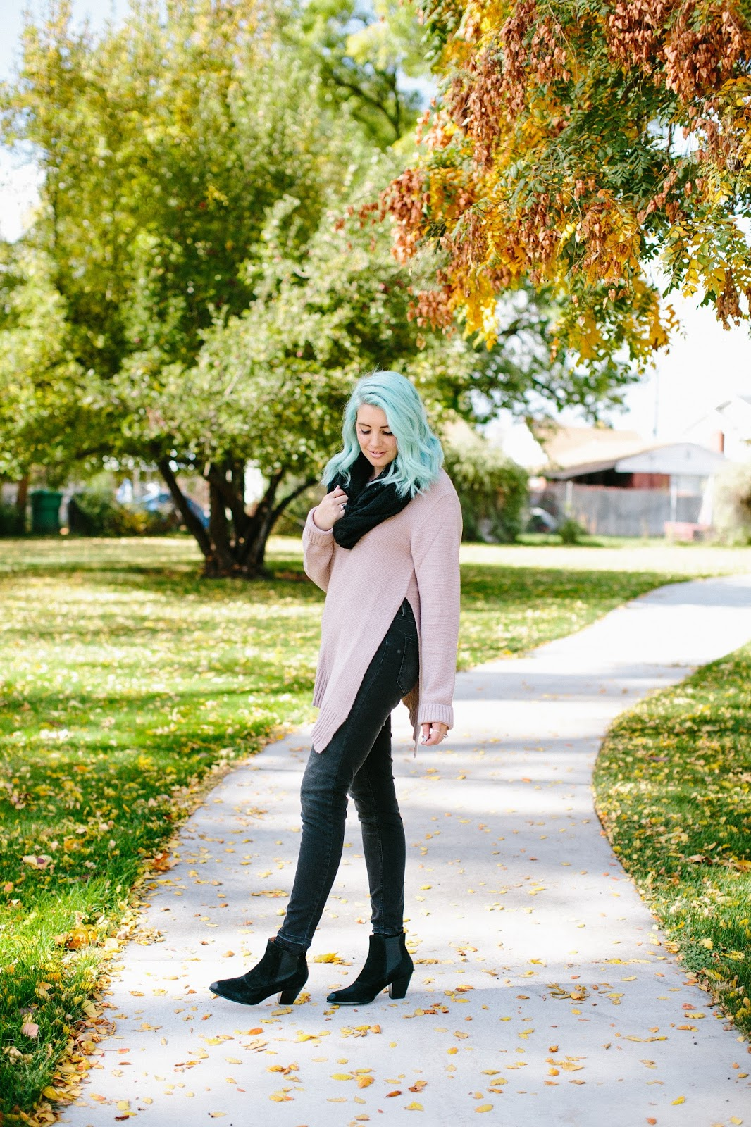 Tall Girl Style, Utah Fashion Blogger, Fall Outfit