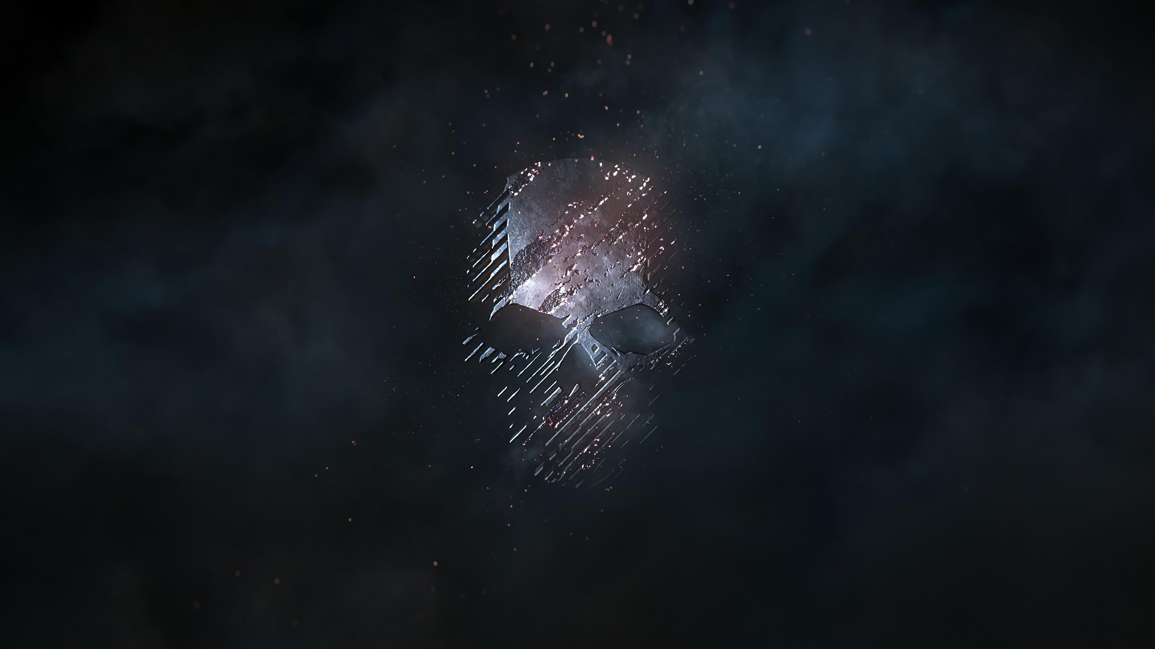Ghost Recon Breakpoint Skull Logo 4k Wallpaper 13