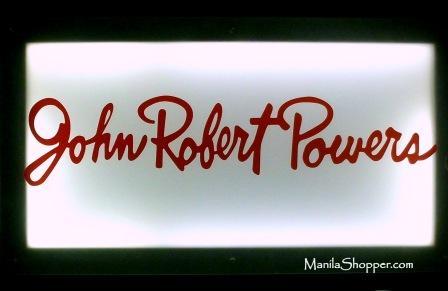 Manila Shopper John Robert Powers Bloggers Break