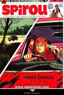 Chaque mercredi, Spirou, Maggy Garrisson, numéro 4079, année 2016