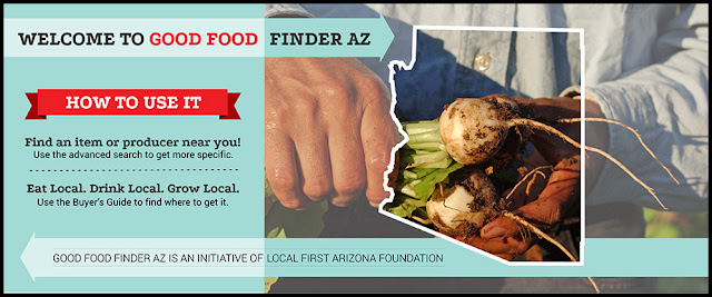 LOCAL FOOD FINDER