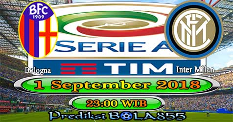 Prediksi Bola855 Bologna vs Inter Milan 1 September 2018