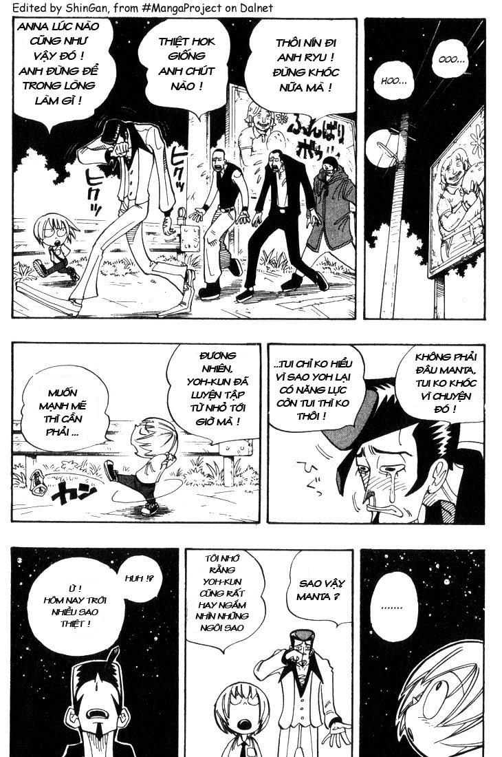 Shaman King [Vua pháp thuật] chap 26 trang 6