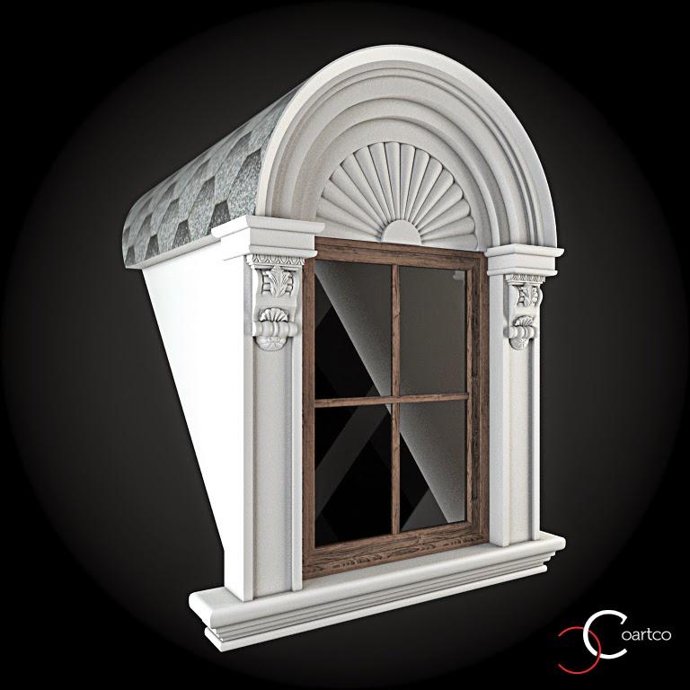 Arcada Profile decorative ferestre exterior