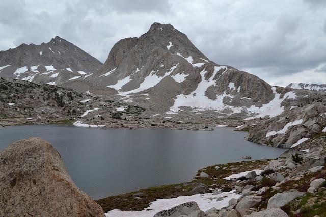 large lake panorama