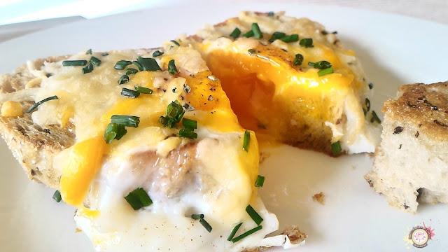 6 ideas para el brunch perfecto pan huevo queso