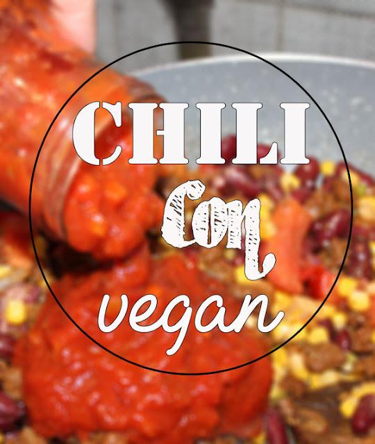 chili con carné végétal
