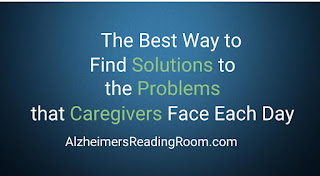 Search our Award Winning Alzheimer's Reading Room Knowledge Base for Answers to Your Questions, and Solutions to Problems