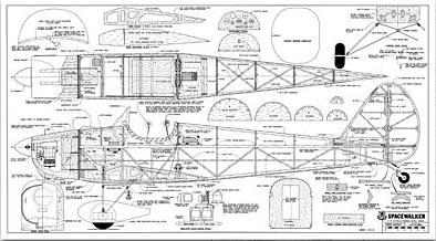 Link del disegno dello Spacewalker rc sul sito Outerzone