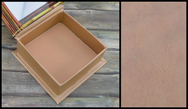 Benefit Hoola Lite Powder Swatch