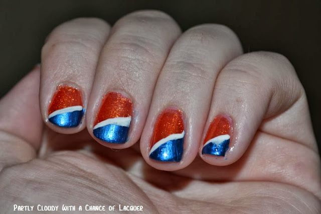 Partly Cloudy With a Chance of Lacquer: Florida Gator ...