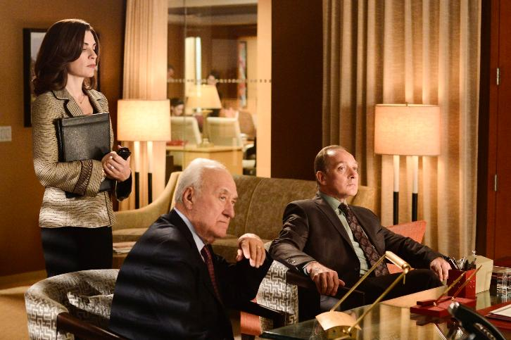 The Good Fight - Zach Grenier and Jerry Adler Returning in The Good Wife Spinoff Series