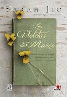 Resenha - As Violetas de Março, editora Novo Conceito