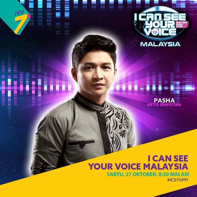 Live Streaming I Can See Your Voice Malaysia Mingu 13 [FINAL] 27.10.2018