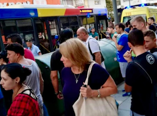 Λεωφορείο του ΟΑΣΘ παρέσυρε 15χρονη κοπέλα