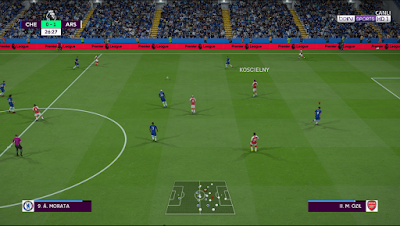 FIFA 16 Scoreboard Pack by Abdulkadir