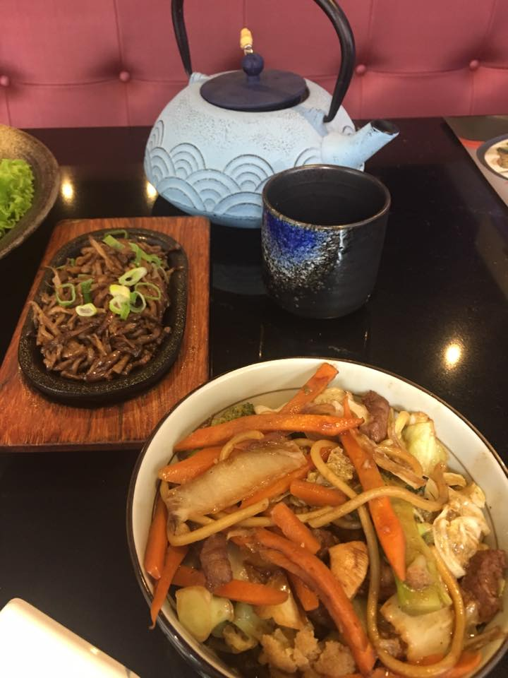 Koji cozinha oriental