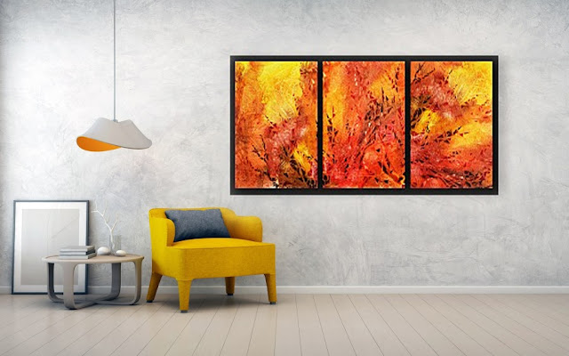 Bestselling art by the artist Irina Sztukowski for home interior decor