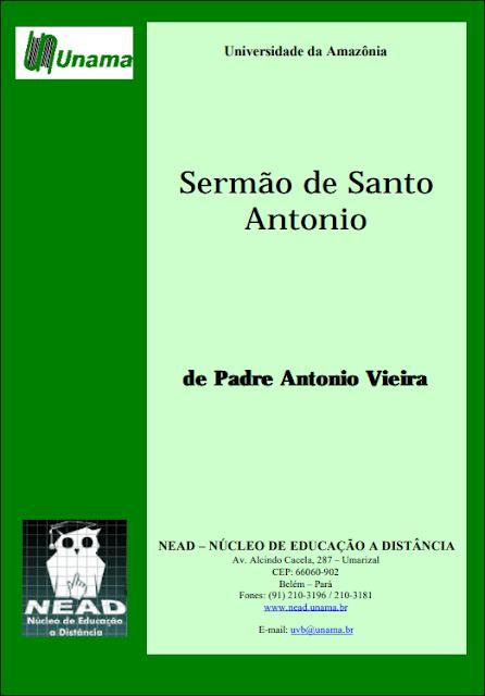 Sermão de Santo Antônio - Pe. Antônio Vieira