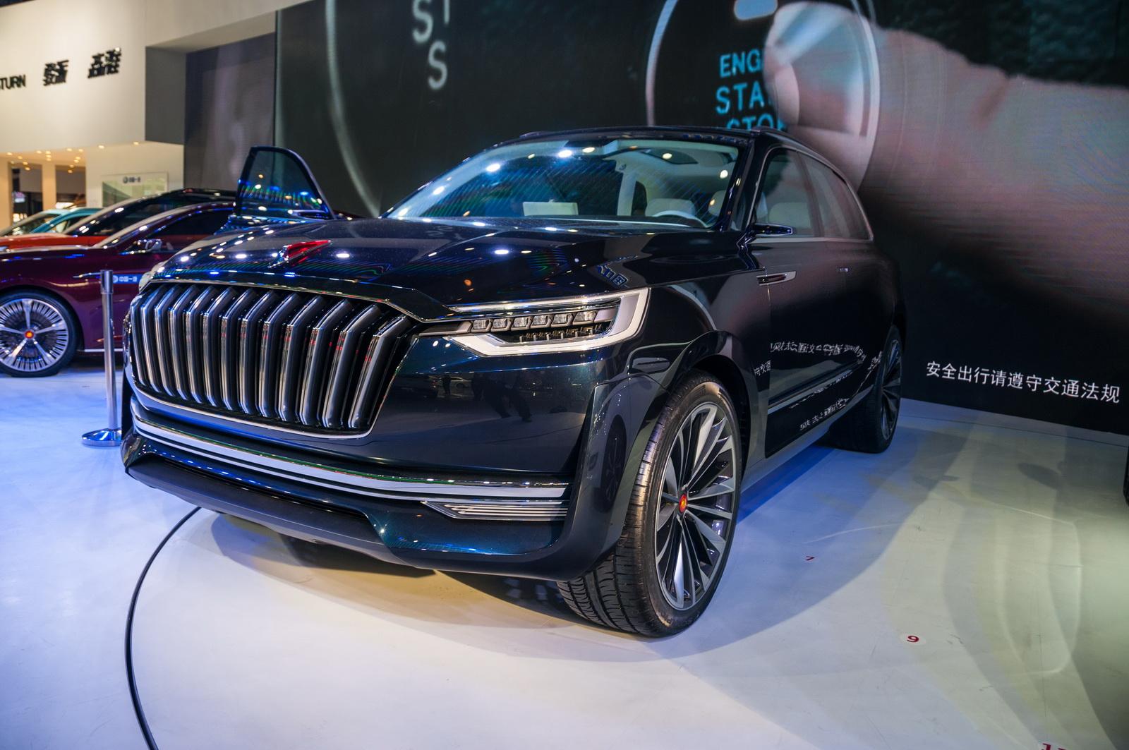 Hongqi S Audi Based S Concept Looks Surprisingly Good