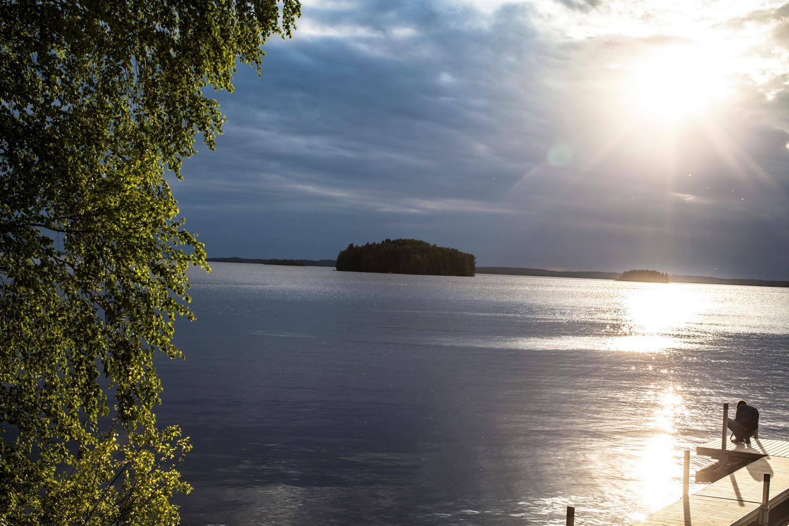 フィンランド、湖水地方の寫真! | Kazuhiro Hatakeyama