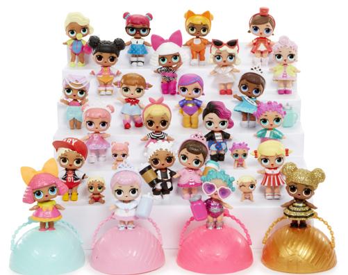 Coleção de bonecas LOL Surprise