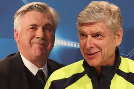 Ancelotti, possible replacement for Wenger??