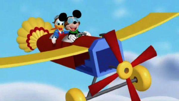 We'll take the Toon plane