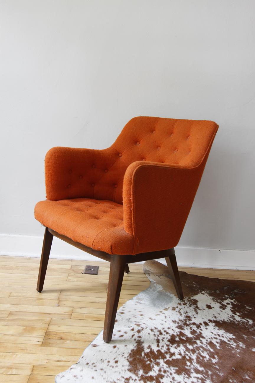Str8mcm Mid Century Modern Chair