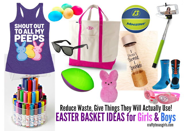Crafty Texas Girls Easter Basket Ideas For Girls  Boys -9797