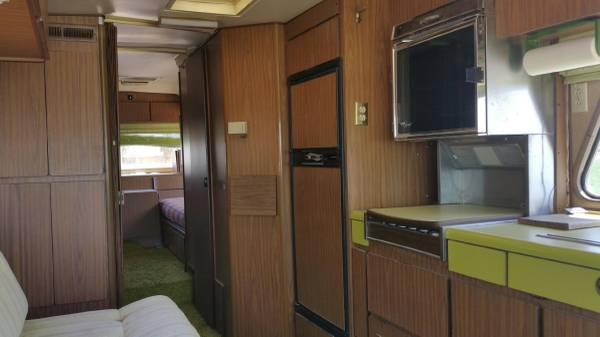Used Rvs 1974 Fmc 2900r For Sale By Owner