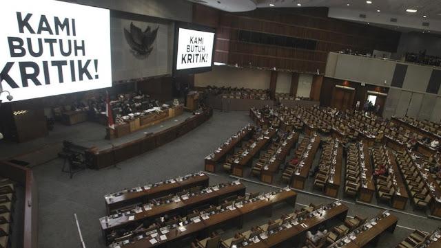 Peneliti MK: DPR Perkarakan Pers Pakai UU MD3 Sama dengan Uji Nyali