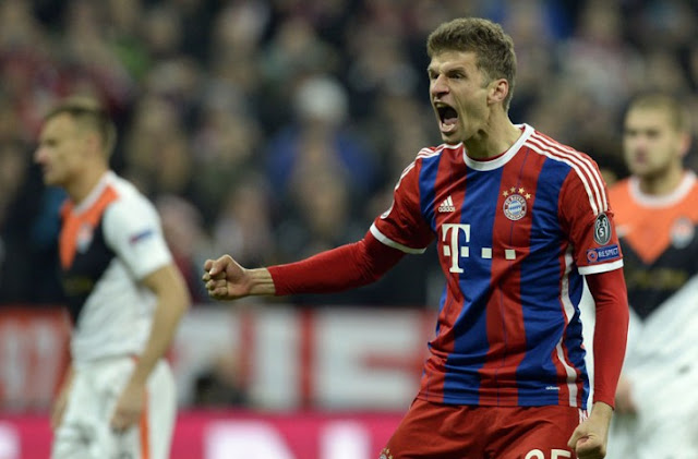 Muller Siap Hijrah Ke United