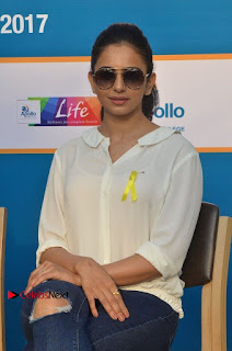 Actress Rakul Preet Singh at Endometriosis Awareness Walk at Apollo Cradle  0072.jpg