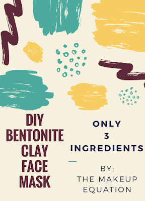 Deep Cleansing DIY Bentonite Clay Mask Recipe