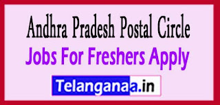 Andhra Pradesh Postal Circle Recruitment Notification 2017 last date 19-04-2017