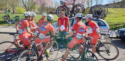 Resultados Trofeo San José, Trofeo Ciclismo Ayuntamiento Zamora y III Giro Calatrava