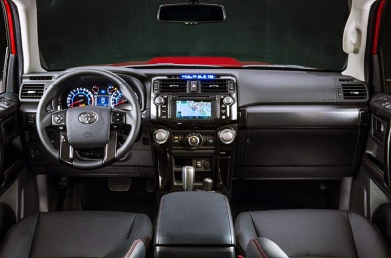 2018 4Runner Concept Engine Limited