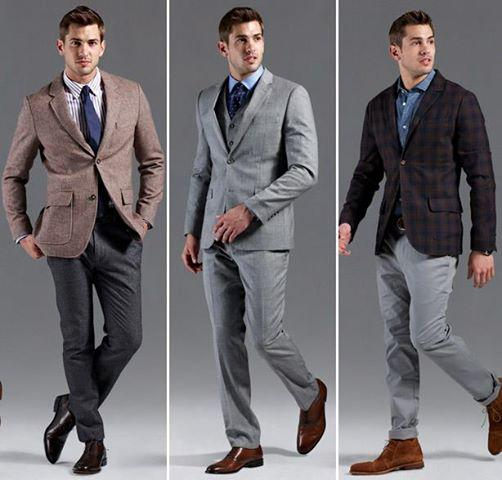 Fashion Guys Casual Dress Code Fashion Men