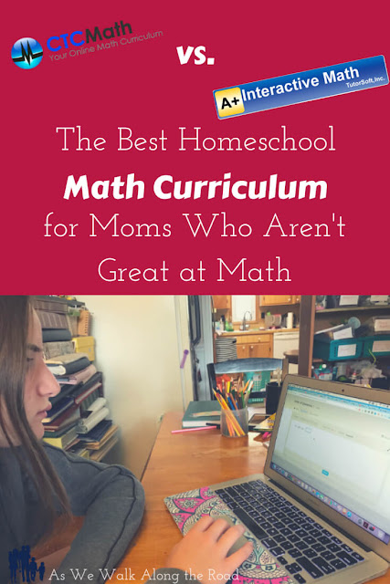 CTCMath homeschool math curriculum