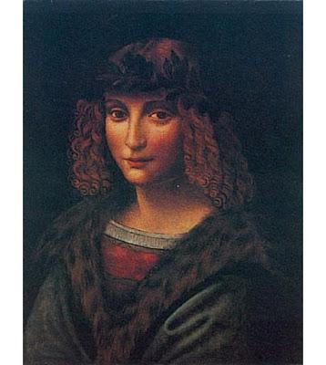 Salai, Da Vinci