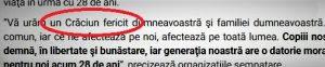 CARE - Mitingurile TFListe de la București au golit de conținut un cuvânt nobil, care își merita un destin mai bun 1
