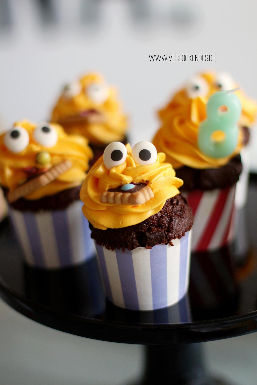 Monster Muffins einfach