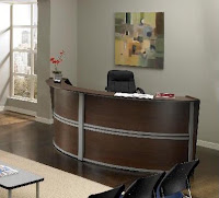 Discount Reception Desks