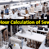 How to Calculate Output-Hours of Sewing Line in Readymade Apparel Industry?