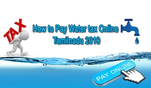 How to pay water tax bill online tamilnadu 2019