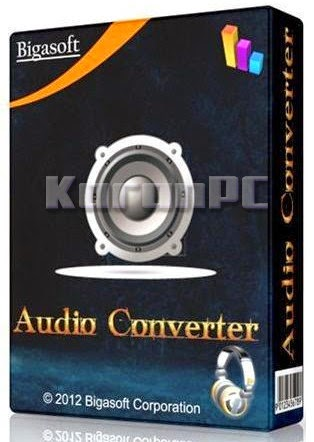Bigasoft Audio Converter 4.5.2.5491