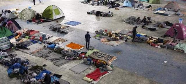 Βγήκαν όπλα στον καταυλισμό των μεταναστών καταγγέλλει ο Αντιδήμαρχος Ελληνικού (Βίντεο)