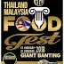 [Entri Bergambar] Thailand Malaysia Food Festival 2018.