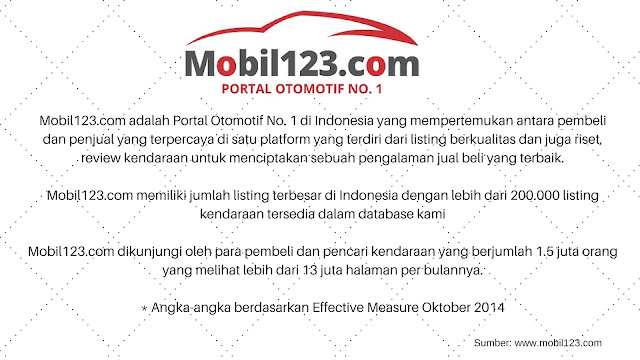 mobil123.com, tip memilih mobil idaman keluarga